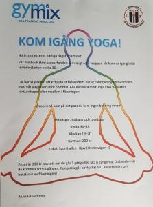 Kom igång Yoga / Sommai @ Sporthallen | Skåne län | Sverige