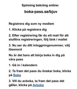 Lathund boka pass